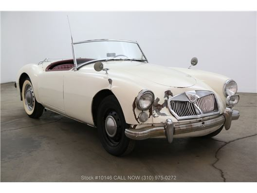 1962 MG A 1600 MK II for sale in Los Angeles, California 90063