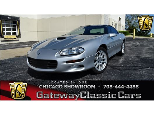 2002 Chevrolet Camaro for sale in Crete, Illinois 60417