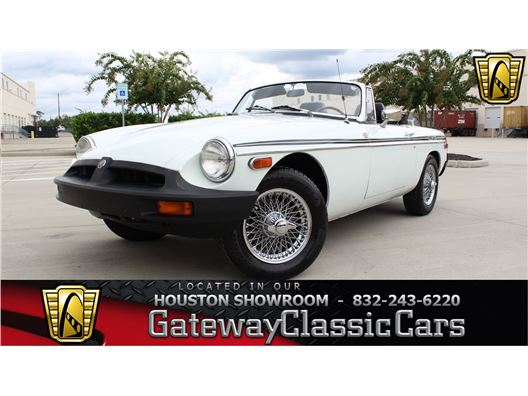 1979 MG MGB for sale in Houston, Texas 77090