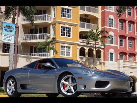 2000 Ferrari 360 Coupe for sale in Naples, Florida 34104
