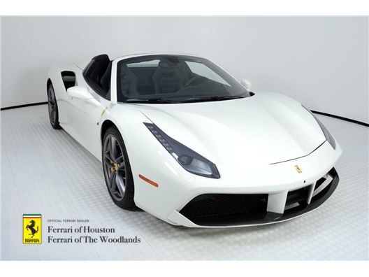 2016 Ferrari 488 Spider for sale in Houston, Texas 77057