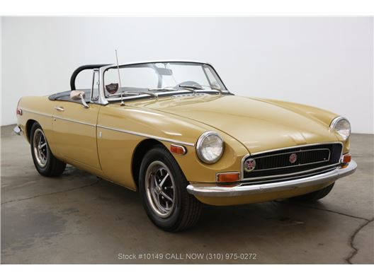 1972 MG B for sale in Los Angeles, California 90063