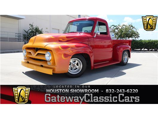 1954 Ford F100 for sale in Houston, Texas 77090