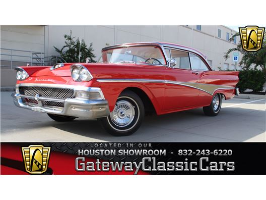 1958 Ford Fairlane for sale in Houston, Texas 77090