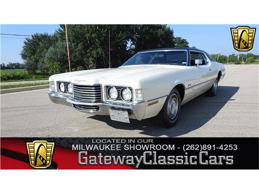 1972 Ford Thunderbird for sale in Kenosha, Wisconsin 53144