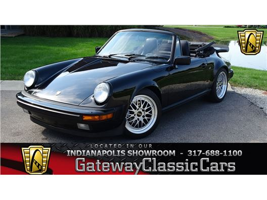 1987 Porsche 911 for sale in Indianapolis, Indiana 46268