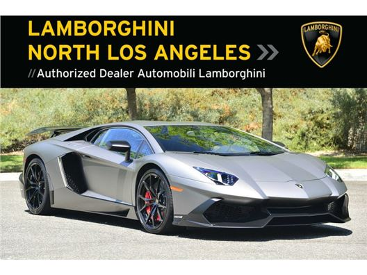 2014 Lamborghini Aventador LP720-4 Anniversary for sale in Calabasas, California 91302
