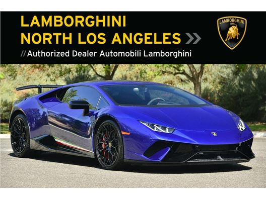 2018 Lamborghini Huracan Performante for sale in Calabasas, California 91302