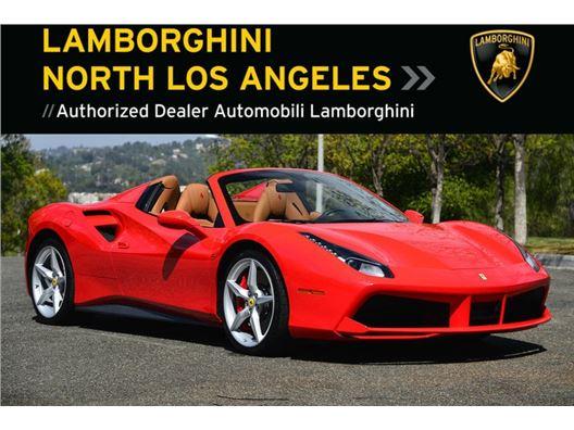 2017 Ferrari 488 for sale in Calabasas, California 91302