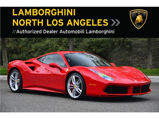 2017 Ferrari 488 GTB for sale in Calabasas, California 91302