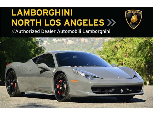 2015 Ferrari 458 Italia for sale in Calabasas, California 91302