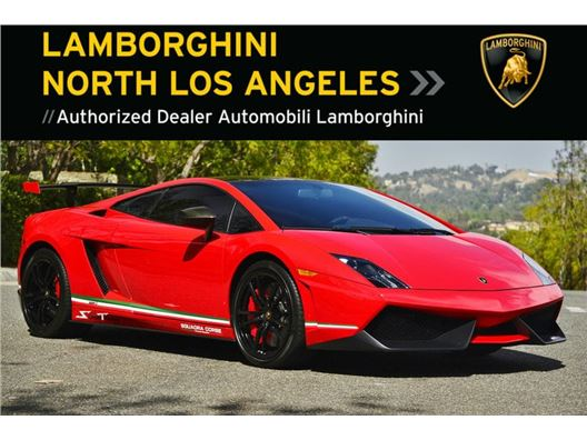 2012 Lamborghini LP570-4 Super Trofeo for sale in Calabasas, California 91302