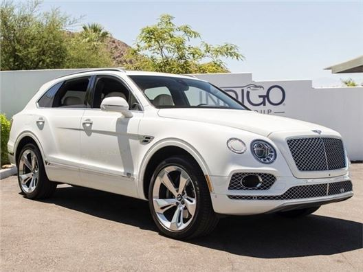 2018 Bentley Bentayga for sale in Rancho Mirage, California 92270