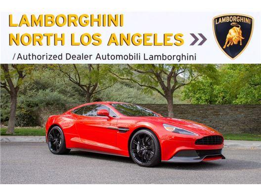 2014 Aston Martin Vanquish for sale in Calabasas, California 91302