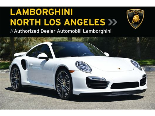 2015 Porsche 911 Turbo for sale in Calabasas, California 91302