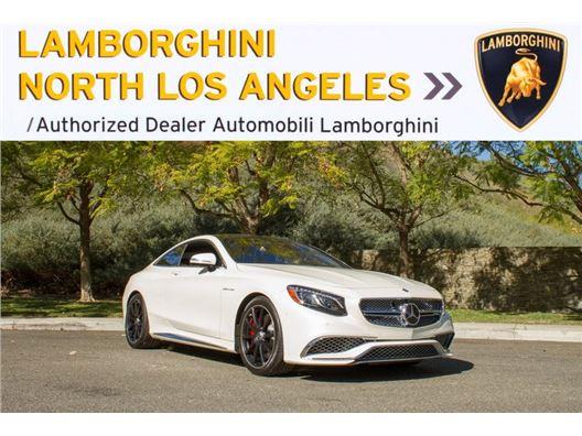 2016 Mercedes-Benz S65 for sale in Calabasas, California 91302