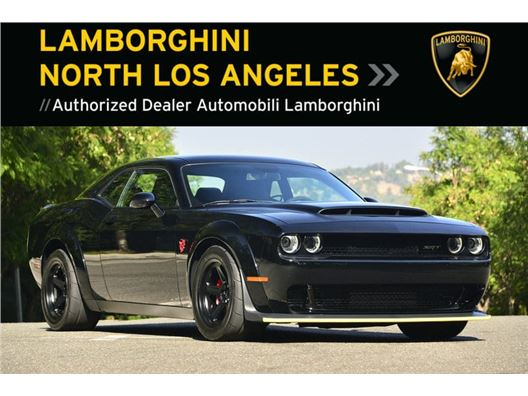 2018 Dodge Demon for sale in Calabasas, California 91302