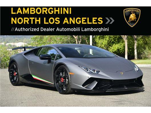2018 Lamborghini Huracan Performante for sale in Calabasas, California 91302