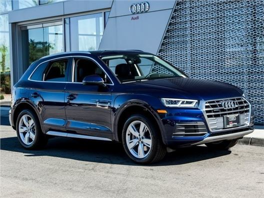 2018 Audi Q5 for sale in Rancho Mirage, California 92270