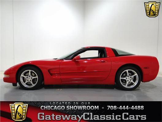 2000 Chevrolet Corvette for sale in Tinley Park, Illinois 60487