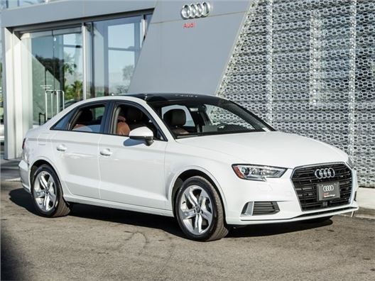 2018 Audi A3 for sale in Rancho Mirage, California 92270