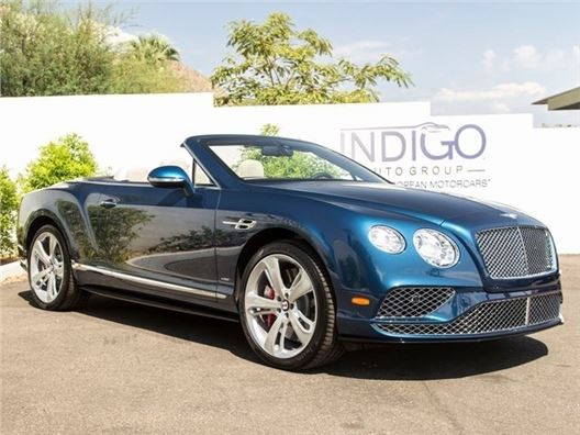 2017 Bentley Continental GT for sale in Rancho Mirage, California 92270