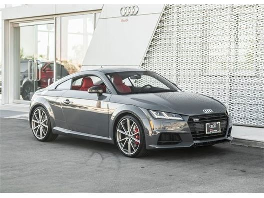 2017 Audi TTS for sale in Rancho Mirage, California 92270