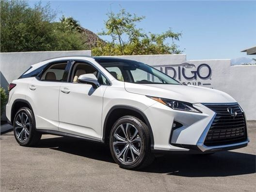 2017 Lexus RX for sale in Rancho Mirage, California 92270