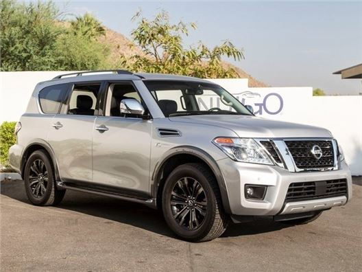 2017 Nissan Armada for sale in Rancho Mirage, California 92270