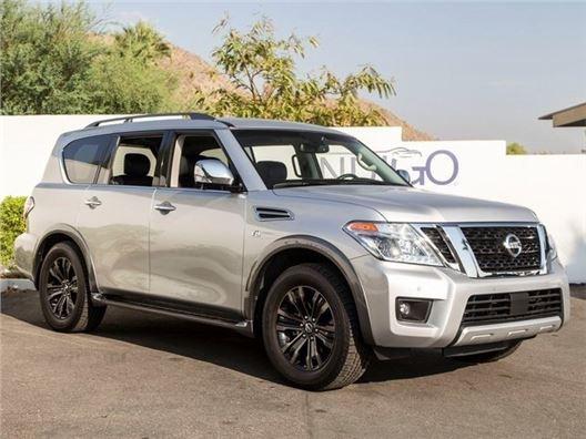 2017 Nissan Armada for sale on GoCars.org