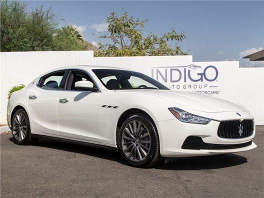 2017 Maserati Ghibli for sale in Rancho Mirage, California 92270