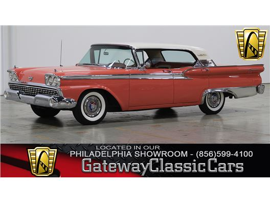 1959 Ford Fairlane for sale in West Deptford, New Jersey 8066