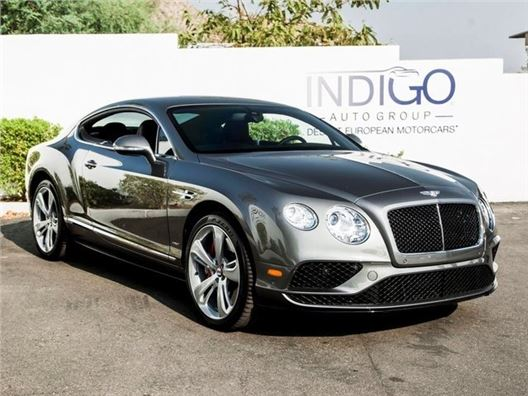 2016 Bentley Continental GT for sale in Rancho Mirage, California 92270