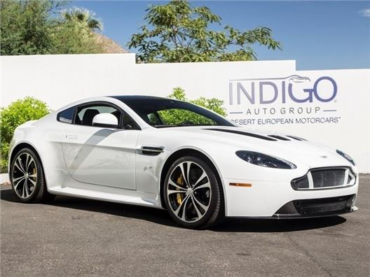 2015 Aston Martin V12 Vantage for sale in Rancho Mirage, California 92270