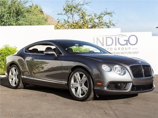 2014 Bentley Continental GT for sale in Rancho Mirage, California 92270