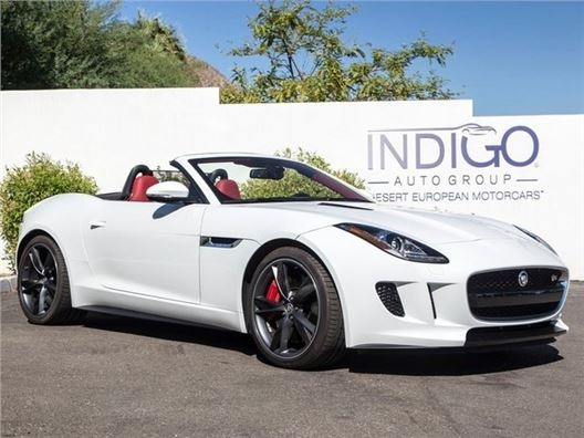 2014 Jaguar F-TYPE for sale in Rancho Mirage, California 92270
