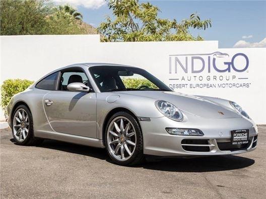 2005 Porsche 911 for sale in Rancho Mirage, California 92270
