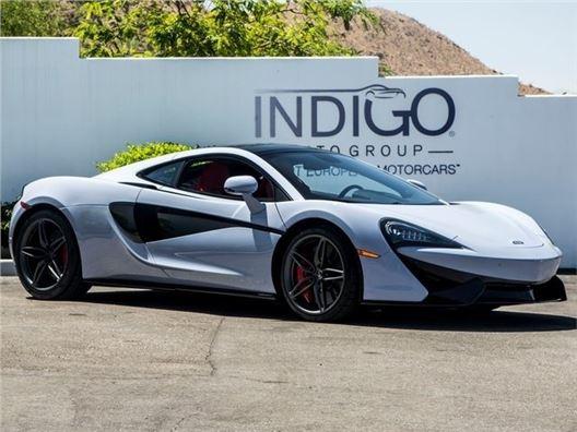 2018 McLaren 570GT for sale in Rancho Mirage, California 92270