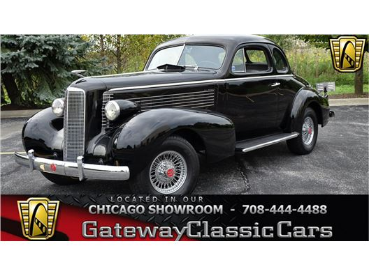1937 Cadillac Lasalle for sale in Crete, Illinois 60417