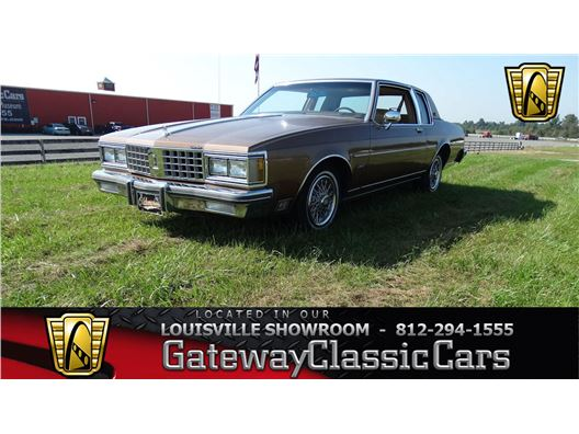 1985 Oldsmobile Delta 88 for sale in Memphis, Indiana 47143