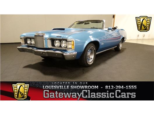 1973 Mercury Cougar for sale in Memphis, Indiana 47143