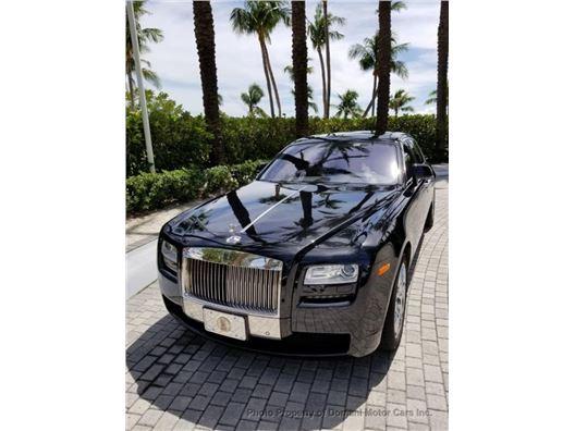 2012 Rolls-Royce Ghost Ewb for sale in Deerfield Beach, Florida 33441