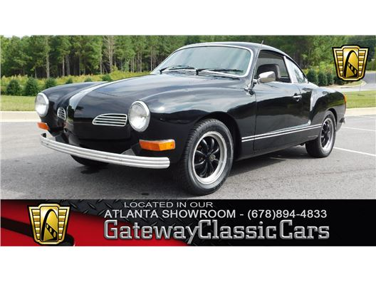 1972 Volkswagen Karmann Ghia for sale in Alpharetta, Georgia 30005