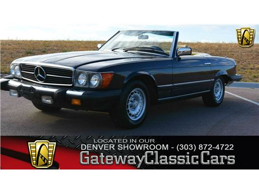 1981 Mercedes-Benz 380SL for sale in Englewood, Colorado 80112
