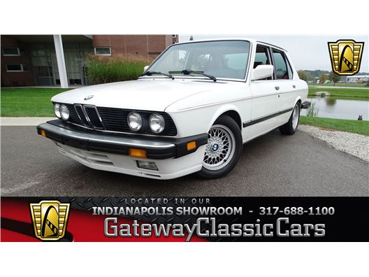 1988 BMW 535is for sale in Indianapolis, Indiana 46268