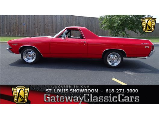 1969 Chevrolet El Camino for sale in OFallon, Illinois 62269
