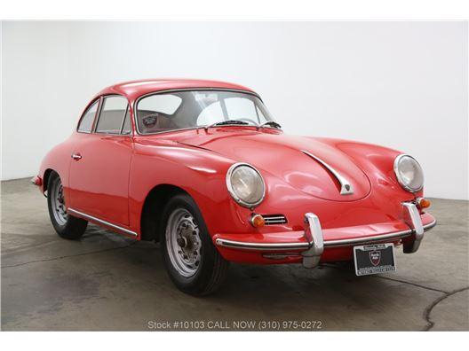 1961 Porsche 356 for sale in Los Angeles, California 90063