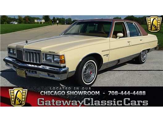 1978 Pontiac Bonneville for sale in Crete, Illinois 60417
