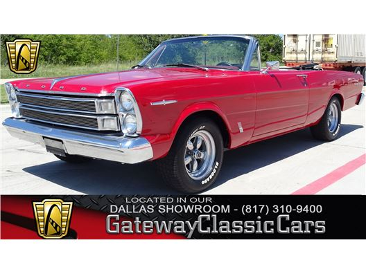 1966 Ford Galaxie for sale in DFW Airport, Texas 76051