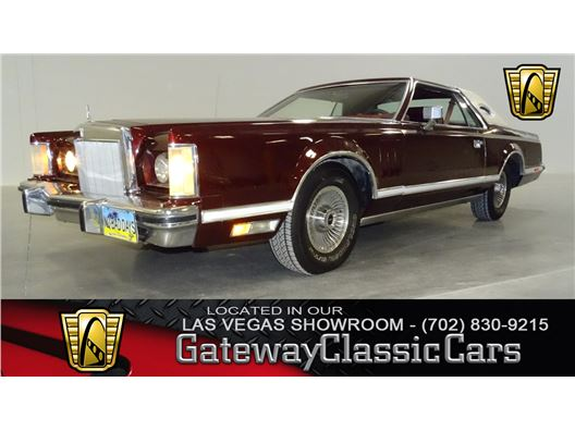 1979 Lincoln Continental for sale in Las Vegas, Nevada 89118
